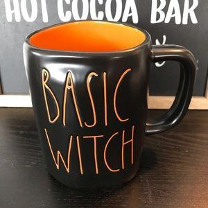 Rae dunn basic witch mug